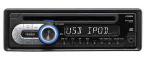 [Clarion CZ209A] 오디오종류 CD+MP3재생 , CD-R+CD-RW+WMA+MP3+라디오, 50W*4CH, USB지원, 리모컨, 포함